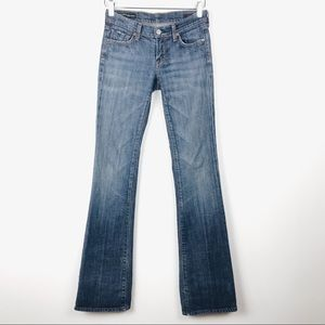 Citizens of Humanity #143 Kelly Bootcut Jean Sz 24
